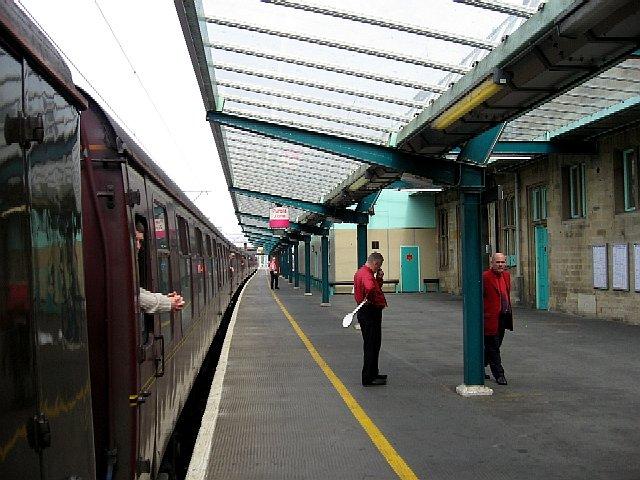 Railway Station, Carlisle