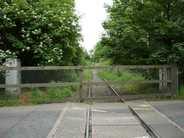 Site of Kilburn Station