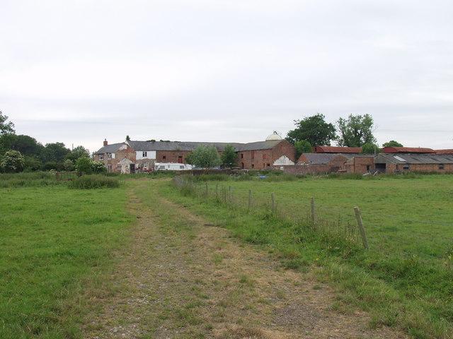 Perrymoor Farm buildings