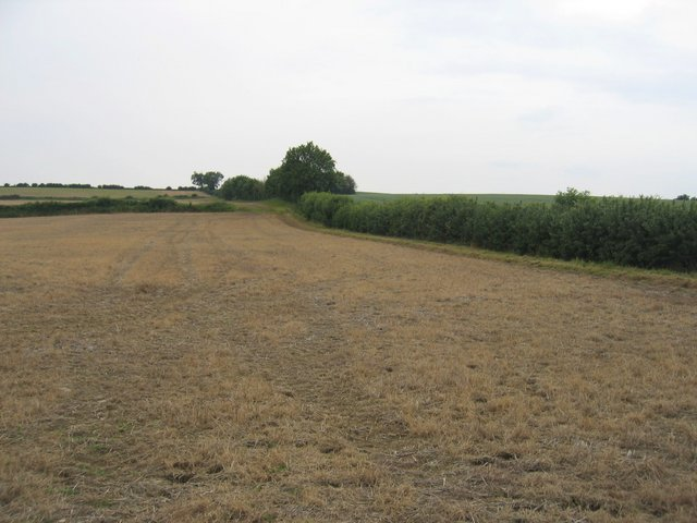 Footpath to Marston Hill