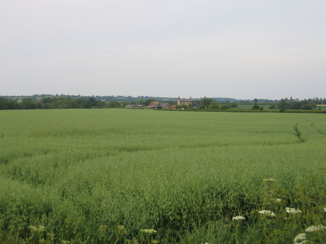 Fields at Blacklands Farm