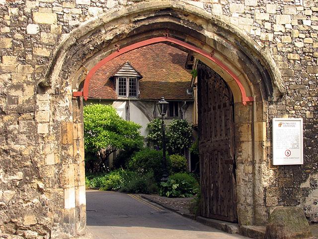 City Gate: Winchester