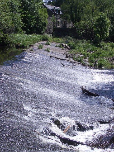 Bell's Mill Weir