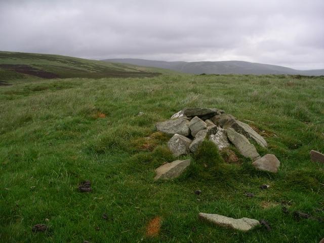 Cairn, Peatshank Head.