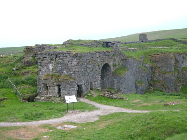 Toft Gate Lime Kiln,  Greenhow