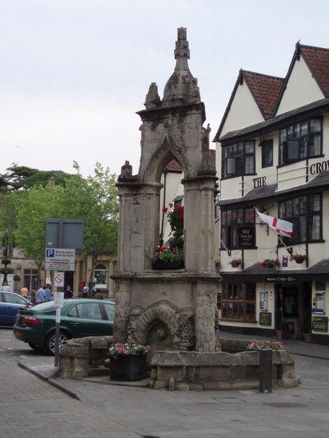 The Conduit, Wells market place