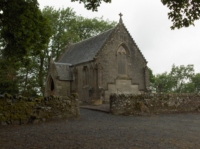 Kilbryde Church