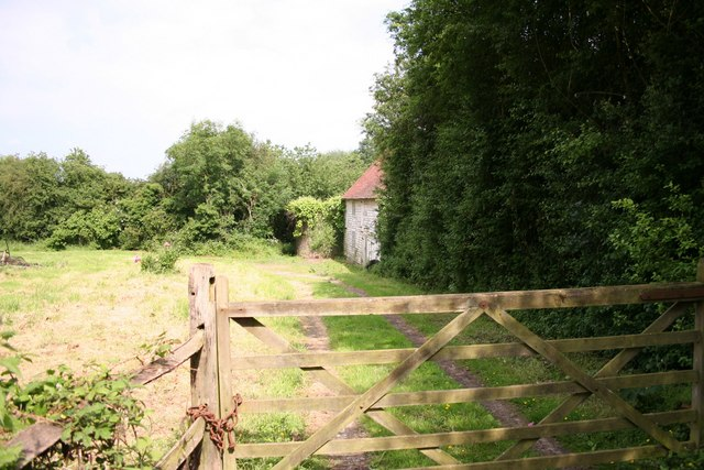Long-disused Oast House
