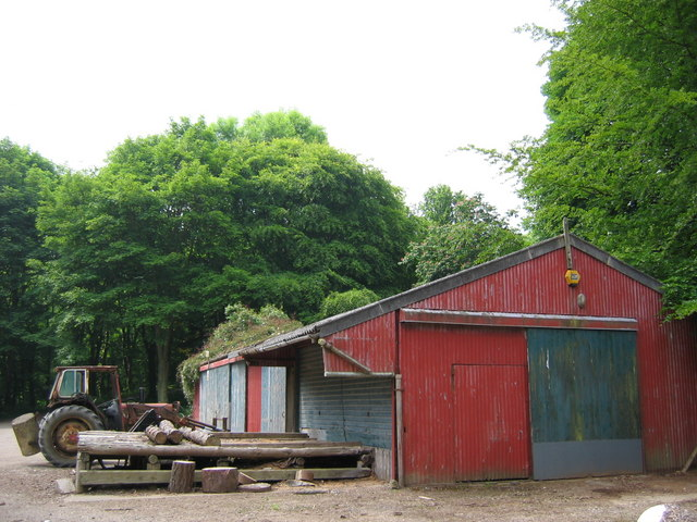 Sawmill, Mulgrave Woods