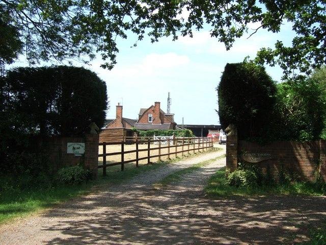 Whitethorns Farm
