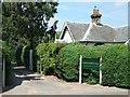SP9704 : Thorne Barton Hall Lodge by Rob Farrow