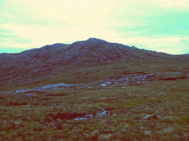 Western Slopes of Beinn Bhuidhe