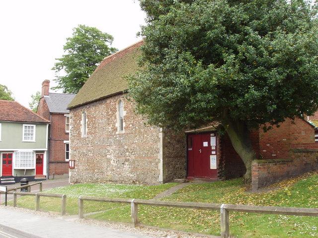 St Helen's Chapel, Colchester