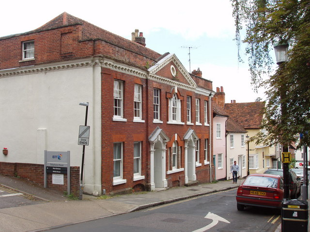 West Stockwell Street, Colchester