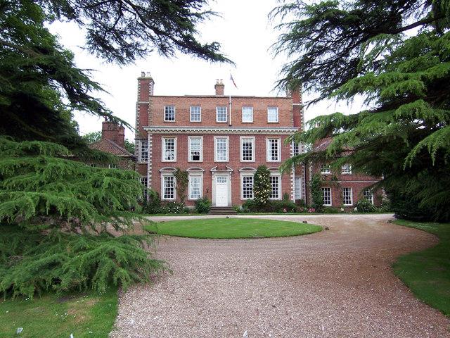 Thornton Hall