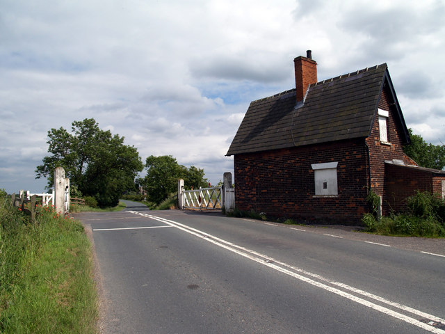 Thornton Abbey Level Crossing