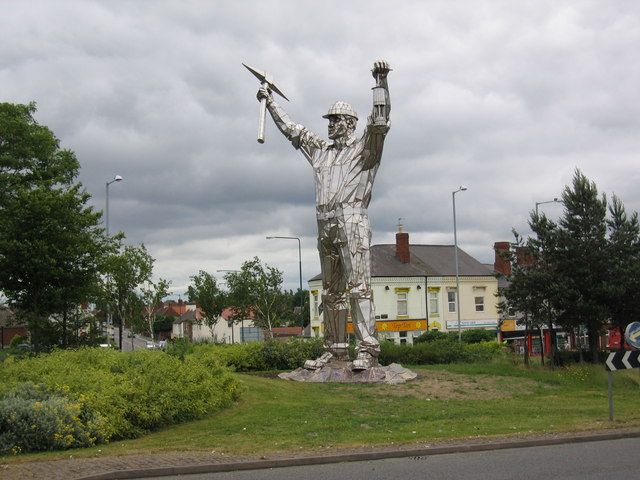The Brownhills Miner