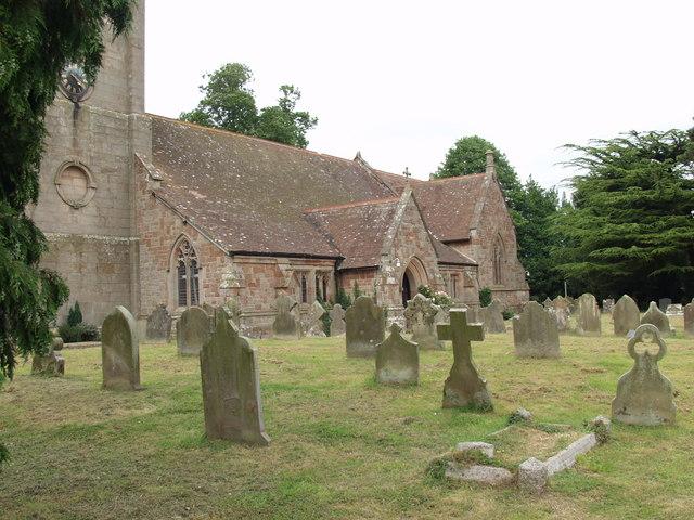 Parish Church at West Felton