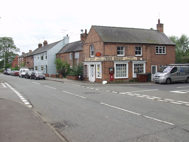 West Felton Post Office