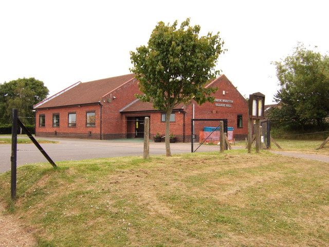 South Wootton village hall, Norfolk.