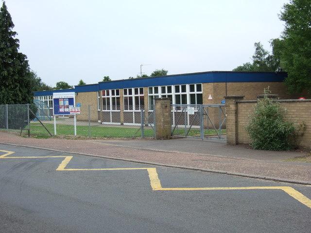 North Wootton school, Norfolk.