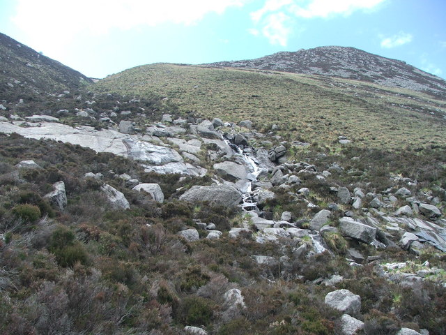 Arran Mountain Stream