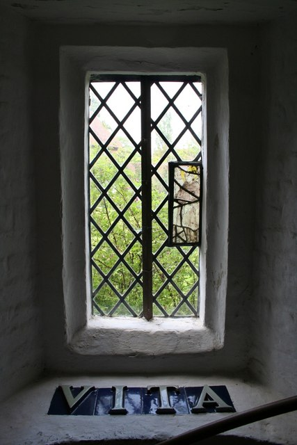 Window at Sissinghurst