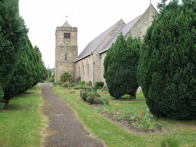 Hengoed with Gobowen Parish Church