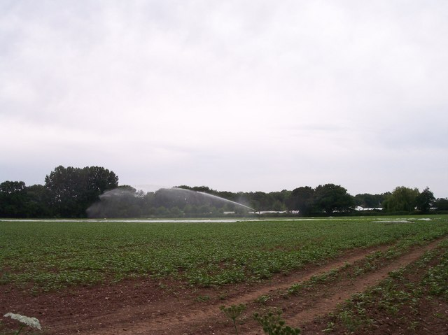 Irrigation Jets near Howsen