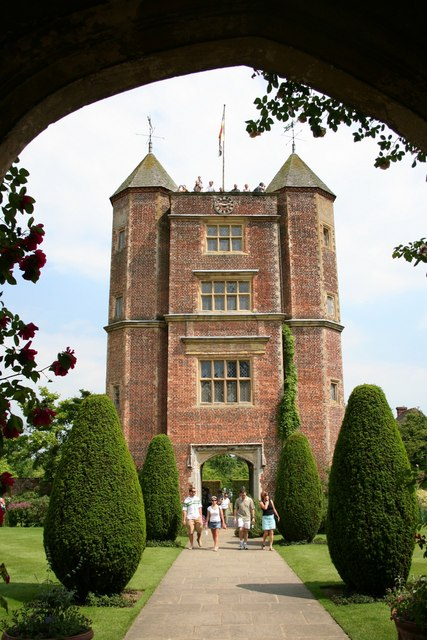 Sissinghurst Castle Tower