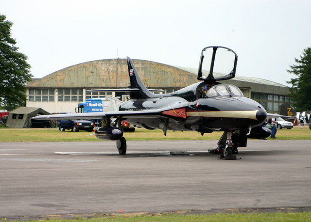 Kemble Airfield and Resident