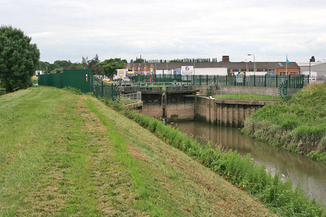 Fulney Lock, Spalding