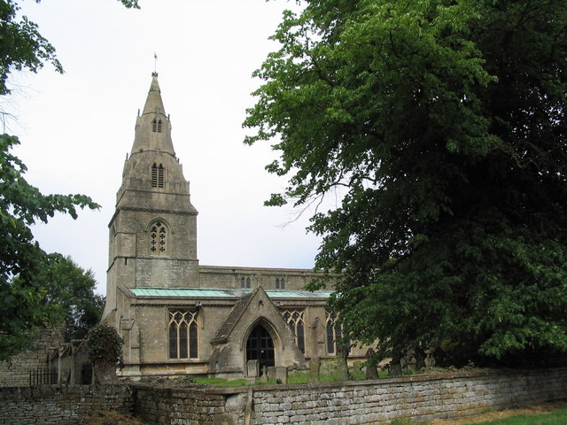 Church of St Mary, Clipsham