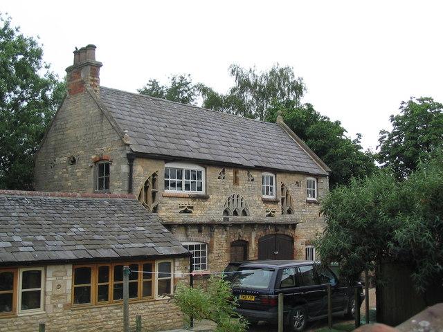 Stone mason's house, Greetham