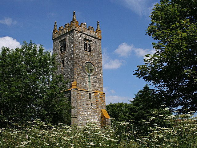 St Illogan Church Bell Tower