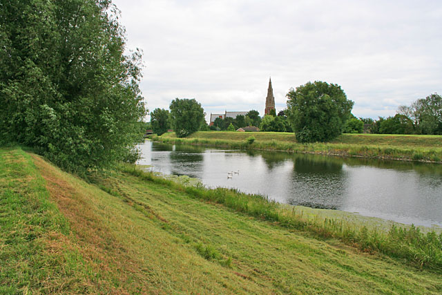 The Coronation Channel, Spalding