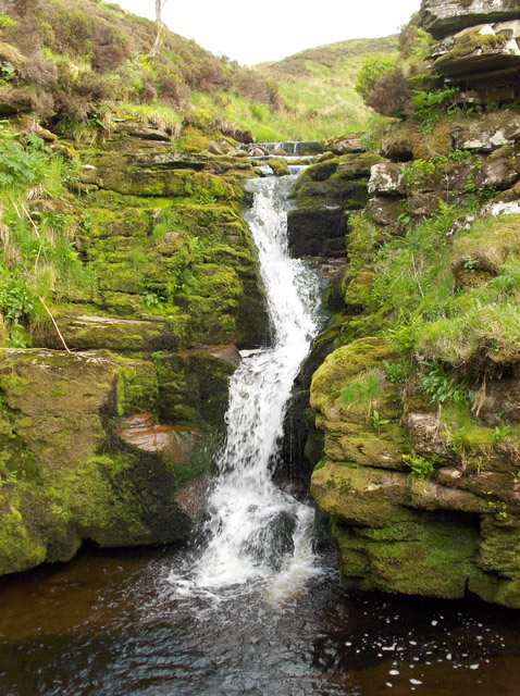 Waterfall, Findhuglen Water