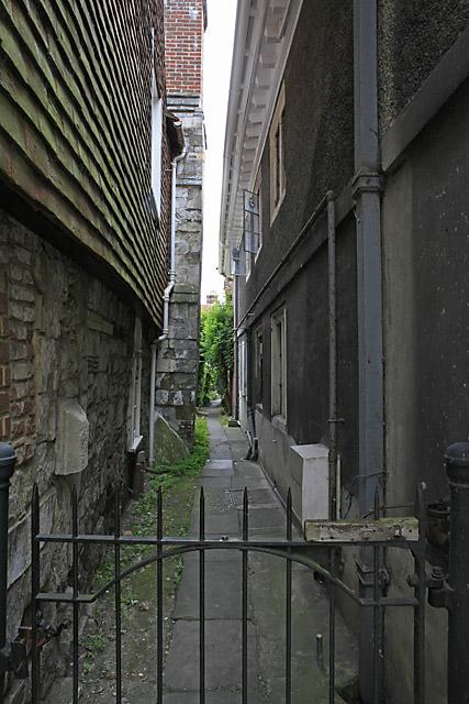The Bridle Path, Salisbury
