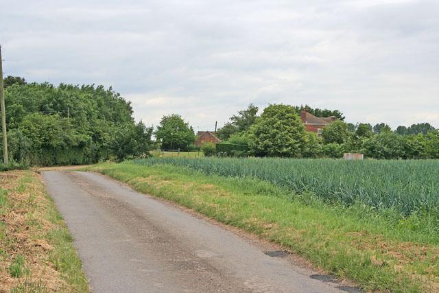 Hill Marsh Farm, near Spalding