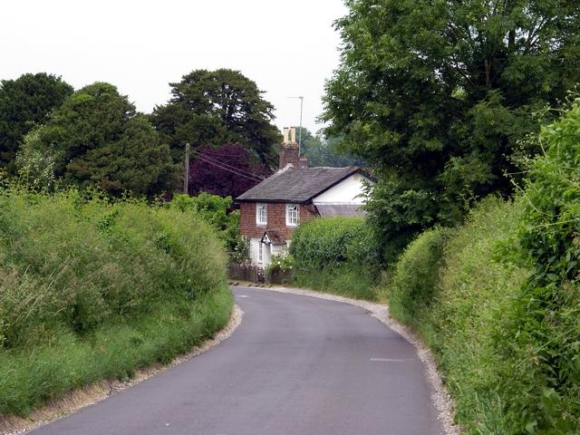 Cottage near Yew Tree Farm