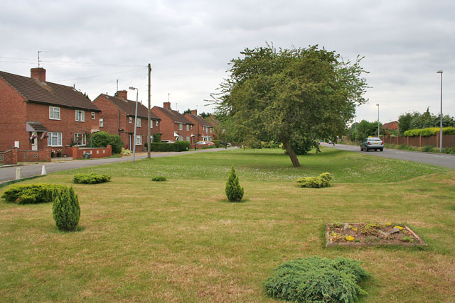 Crossgate near Spalding