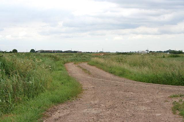 Ten Acre Lane near Crossgate