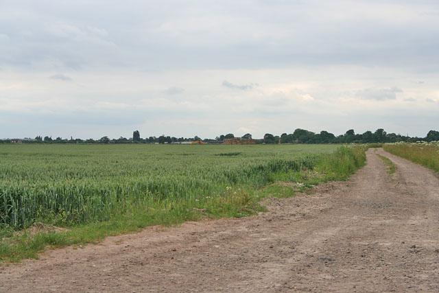 Farmland off Ten Acre Lane