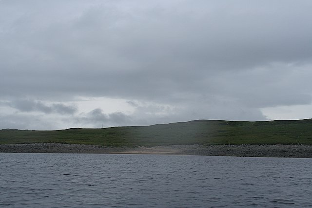 A Shoreline crawl towards the Airde.