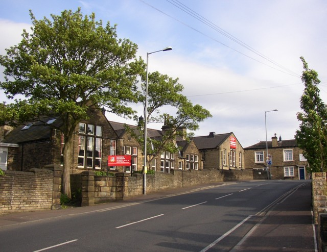 Rastrick School, Thornhill Road, Rastrick