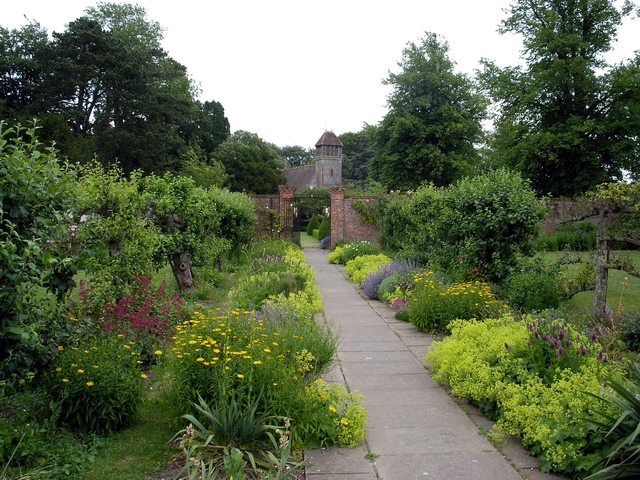 The Walled Garden, Hinton Ampner House