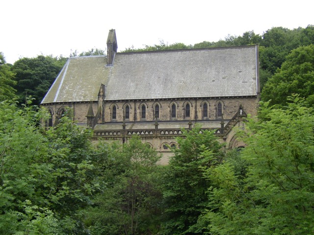 Copley Church, Greetland