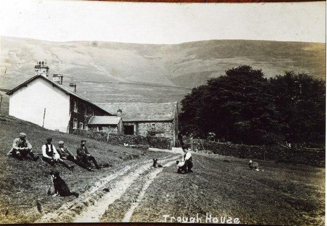 Trough House, Trough of Bowland