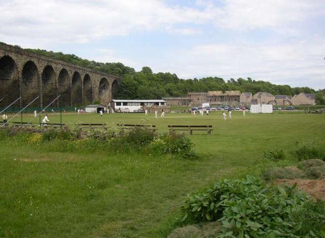 Cricket Ground, Copley, Skircoat (Halifax)
