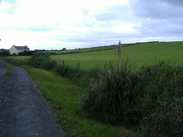 Westhall farm, Ballasalla, Isle of Man